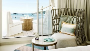 art of travel Nobu Ibiza Deluxe Sea view detail