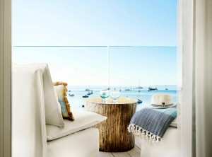art of travel Nobu Ibiza Deluxe Sea view terrace